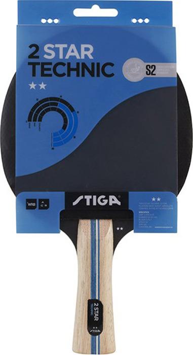 Ракетка для настольного тенниса Stiga Technic 2-звезды, 1212-3516-01