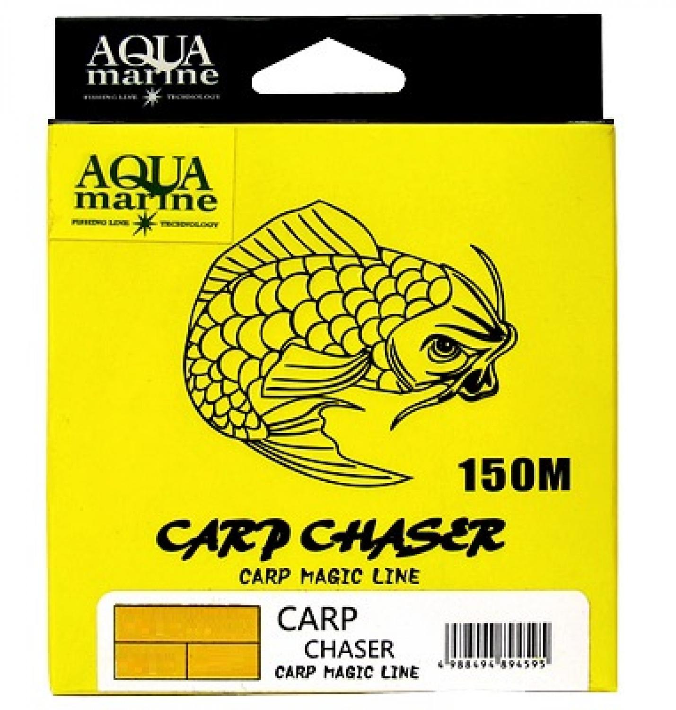 Леска для рыбалки Aqua marine CARP CHASER, коричневый