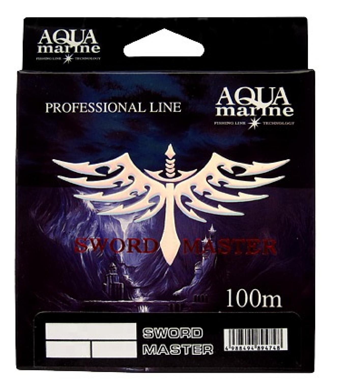 Леска для рыбалки Aqua marine SWORD MASTER, светло-серый