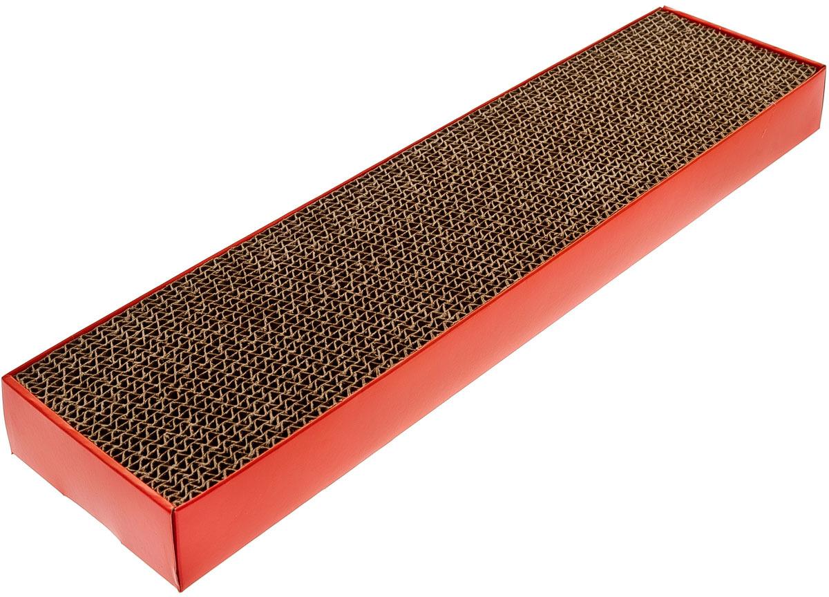 Когтеточка Ferribiella Cartone Подиум, плоская, 47328, 48 х 12,5 х 5 см брошь подиум