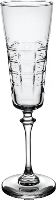 Набор фужеров для шампанского Luminarc Нинон, N4145, 170 мл, 3 шт бокал для шампанского luminarc эталон цвет прозрачный салатовый 170 мл
