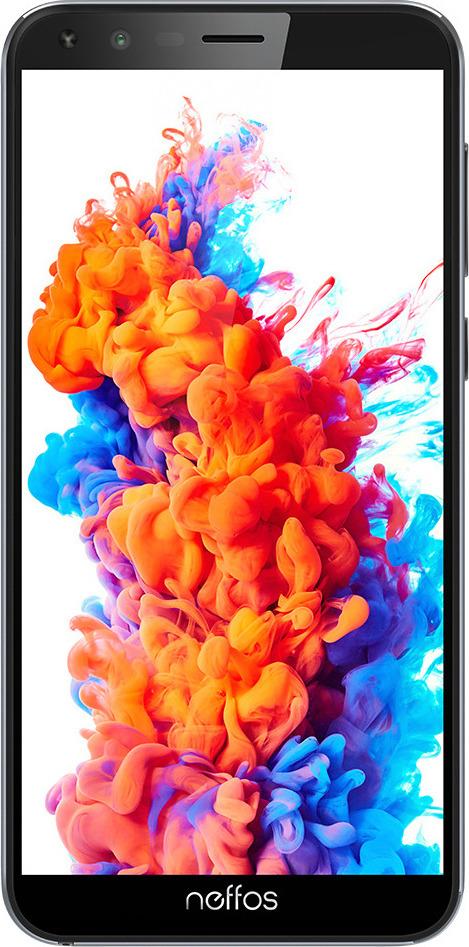 Смартфон Neffos C5 Plus 8 GB, серый