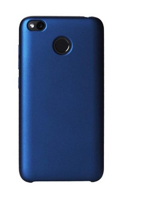 Чехол для сотового телефона Xiaomi Hard case Blue для Redmi 4X, синий чехол для xiaomi redmi 6a caseguru magnetic case синий