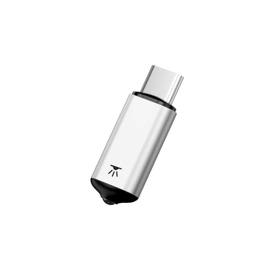 Фото - Пульт ДУ Baseus ACTR02-S1, серебристый ик пульт управления для rtb 8 4joy rolsen