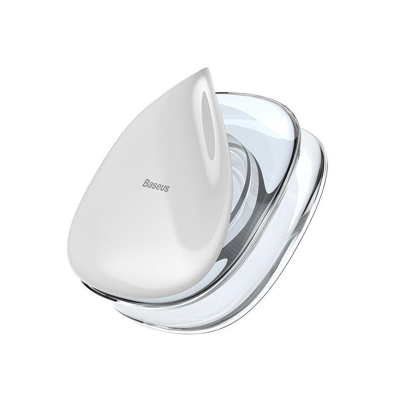 все цены на Держатель для телефона Baseus ACSST-A02, белый онлайн
