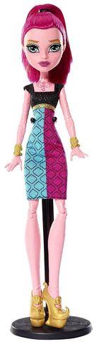 цена на Кукла Mattel Джиджи Грант серия Ультра