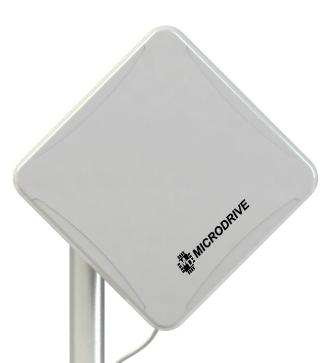3G/4G маршрутизатор Microdrive NR-410, белый