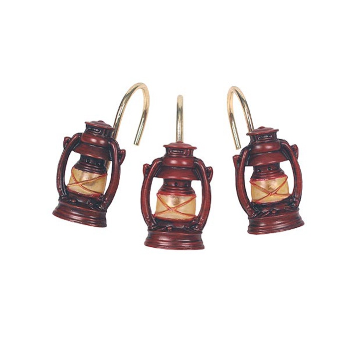 Кольца для шторки в ванной Blonder Home XCMPTP007R кольца для шторки в ванной verran цвет белый 682 10