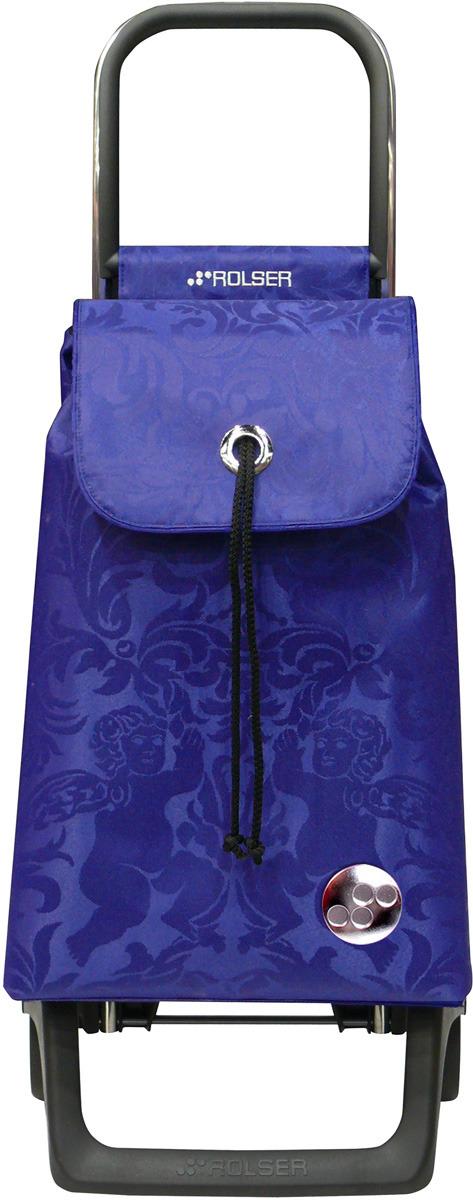 Сумка-тележка Rolser Joy-1800, BAB008, синий, 32 л цены