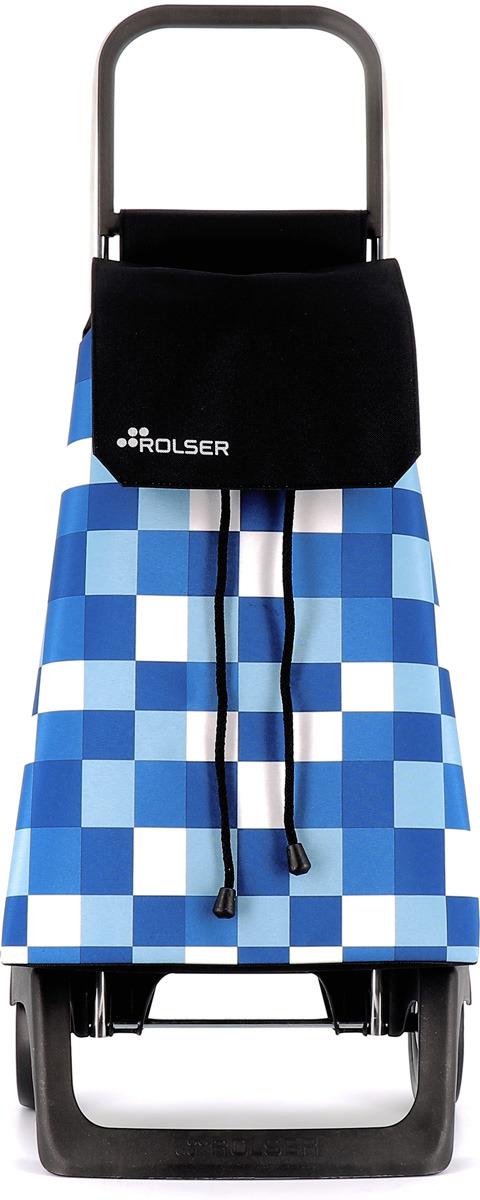 Сумка-тележка Rolser Joy-1800, BAB029, синий, 32 л цены