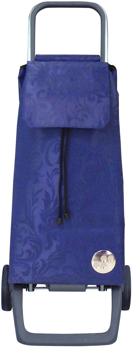 сумка тележка rolser joy jet027 синий 40 л Сумка-тележка Rolser Joy, JET023, синий, 40 л