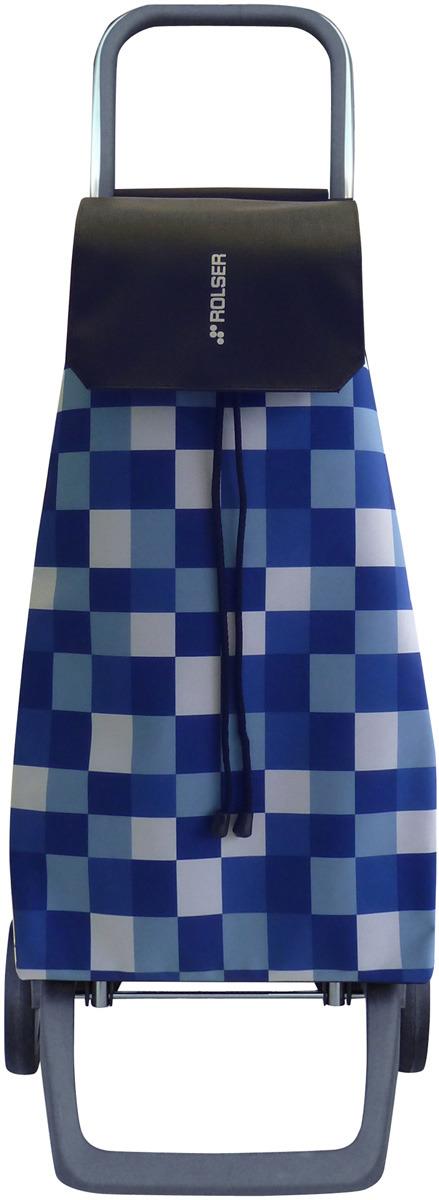 сумка тележка rolser joy jet027 синий 40 л Сумка-тележка Rolser Joy, JET034, синий, 40 л