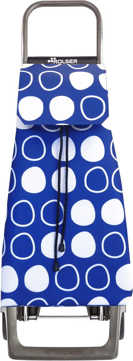 сумка тележка rolser joy jet027 синий 40 л Сумка-тележка Rolser Joy, JET036, синий, 40 л