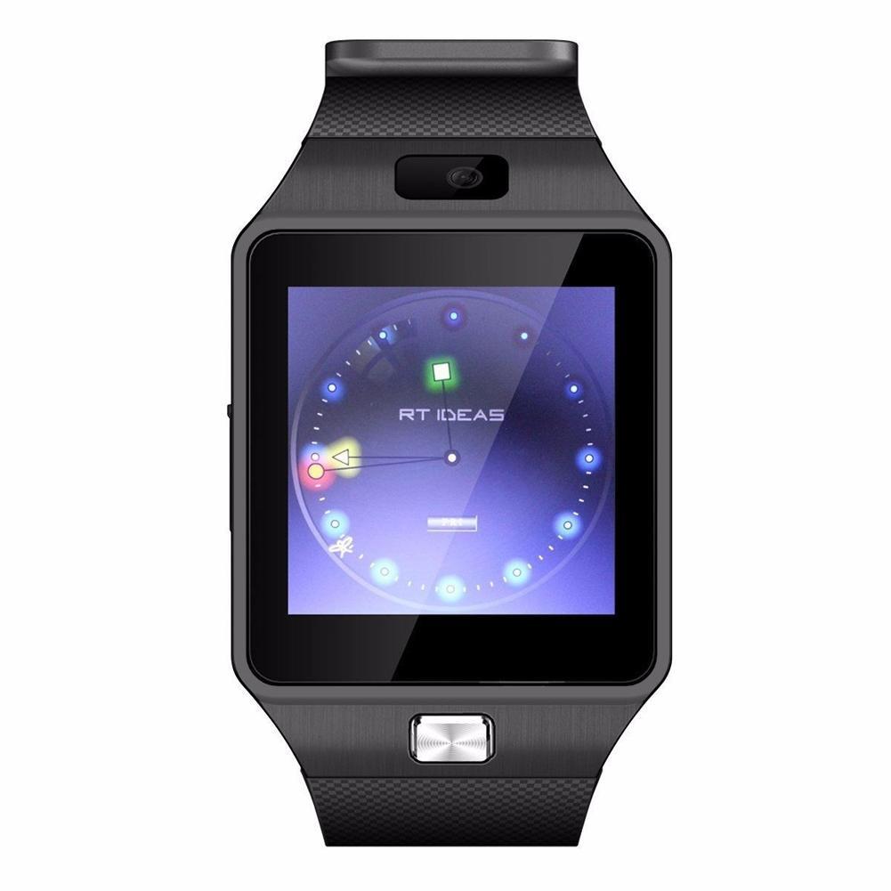 DZ09 Bluetooth спортивные умные часы с камерой для телефонов Android IOS (черный) новый оригинальный 7 дюймовый xcl s70019a fpc3 0 fk емкостный сенсорный экран сенсорный экран экран