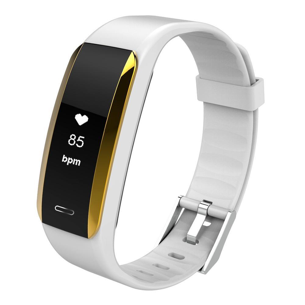 V07 Водонепроницаемый Bluetooth-монитор артериального давления для измерения артериального давления (белый) календарь apk
