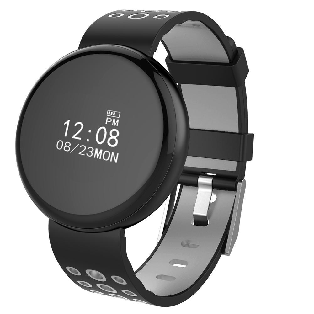 Фото - Водонепроницаемый Bluetooth-монитор артериального давления Smart Watch (серый) qq 30