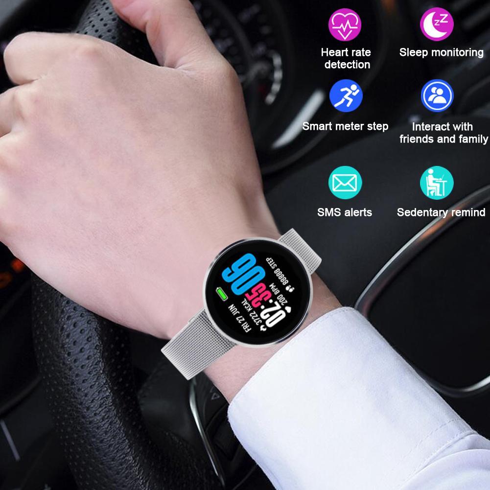 Умные часы RUD001-149517.02 ttlife sport heart rate monitor bluetooth egc smart watch men waterproof smart bracelet male watches women for android ios