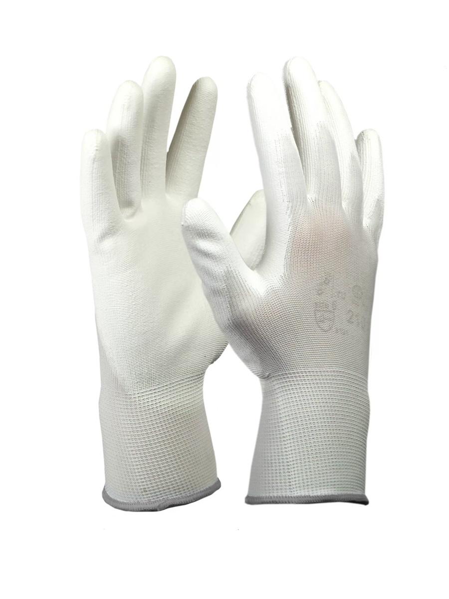 Перчатки хозяйственные Adolf Bucher 90.3000.7, белый