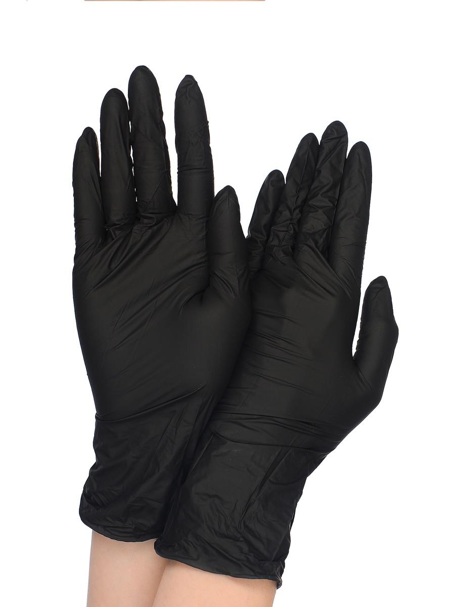 Перчатки хозяйственные Adolf Bucher 90.2200.8, черный цена