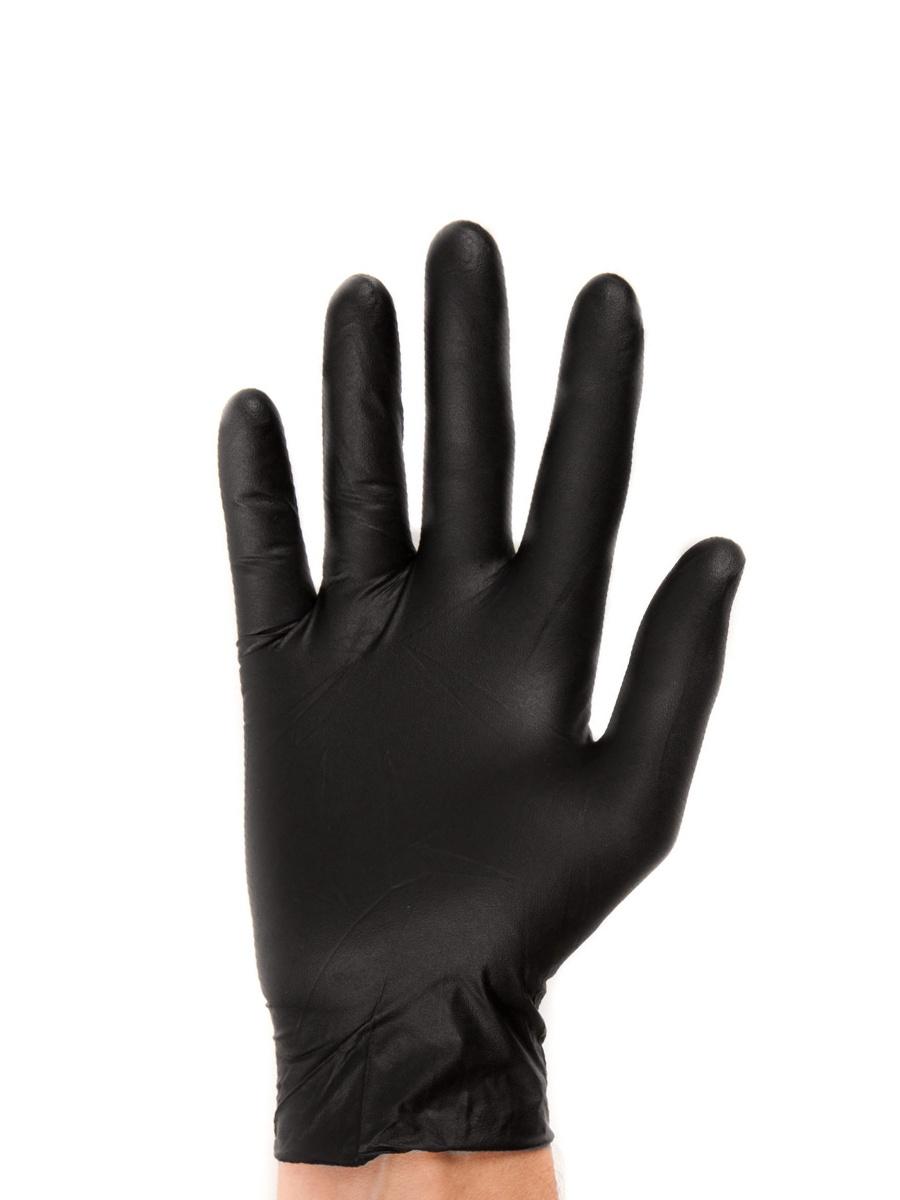 Перчатки хозяйственные Adolf Bucher 90.2000.8, черный цена