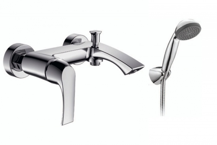 Смеситель SMARTsant Смарт-Прайм для ванны/душа smartsant прайм sm113503aa