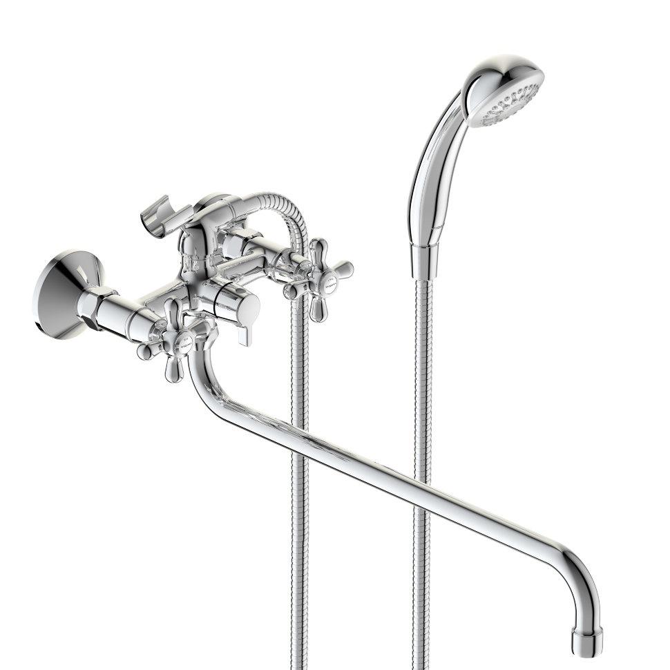 Смеситель Vidima Видима Ретро для ванны смеситель vidima ретро ba132aa для кухни