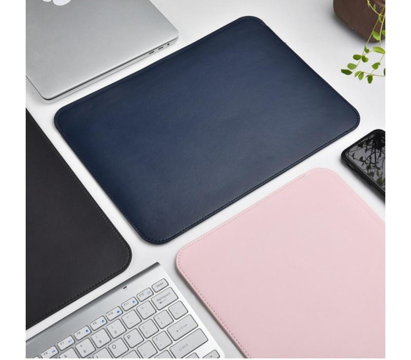 Чехол для ноутбука Wiwu Skin Pro Leather для MacBook Pro 15 синий