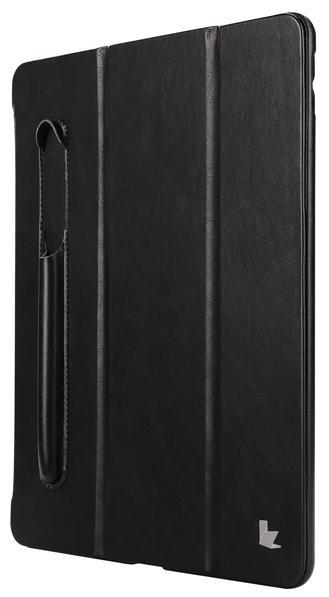 Чехол для планшета Jison Mircofiber Leather Case (JS-IPD) для iPad 9.7, черный