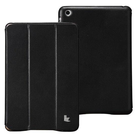 Фото - Чехол для планшета Jison Classic Smart Cover (JS-IDM-01H10) - чехол дляiPad mini/iPad mini Retina, черный чехол innerexile zamothrace z design smart для ipad mini black sc m1 01