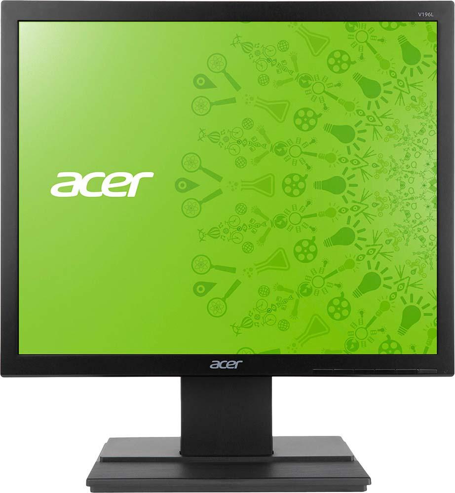 Монитор Acer V196LBbd, black монитор 19