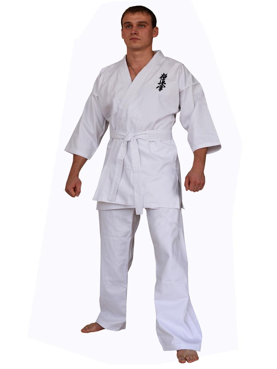 Кимоно для карате TENGO кимоно для карате khan fkr3500 1 белый 170 размер
