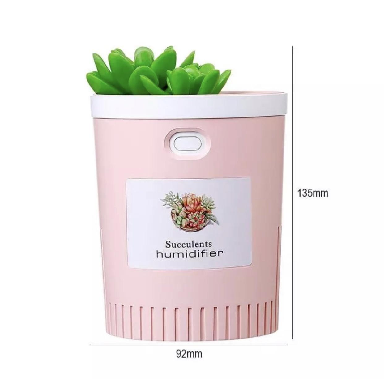 Увлажнитель воздуха Markclub YVZ-112, розовый увлажнитель воздуха что можно добавлять в воду