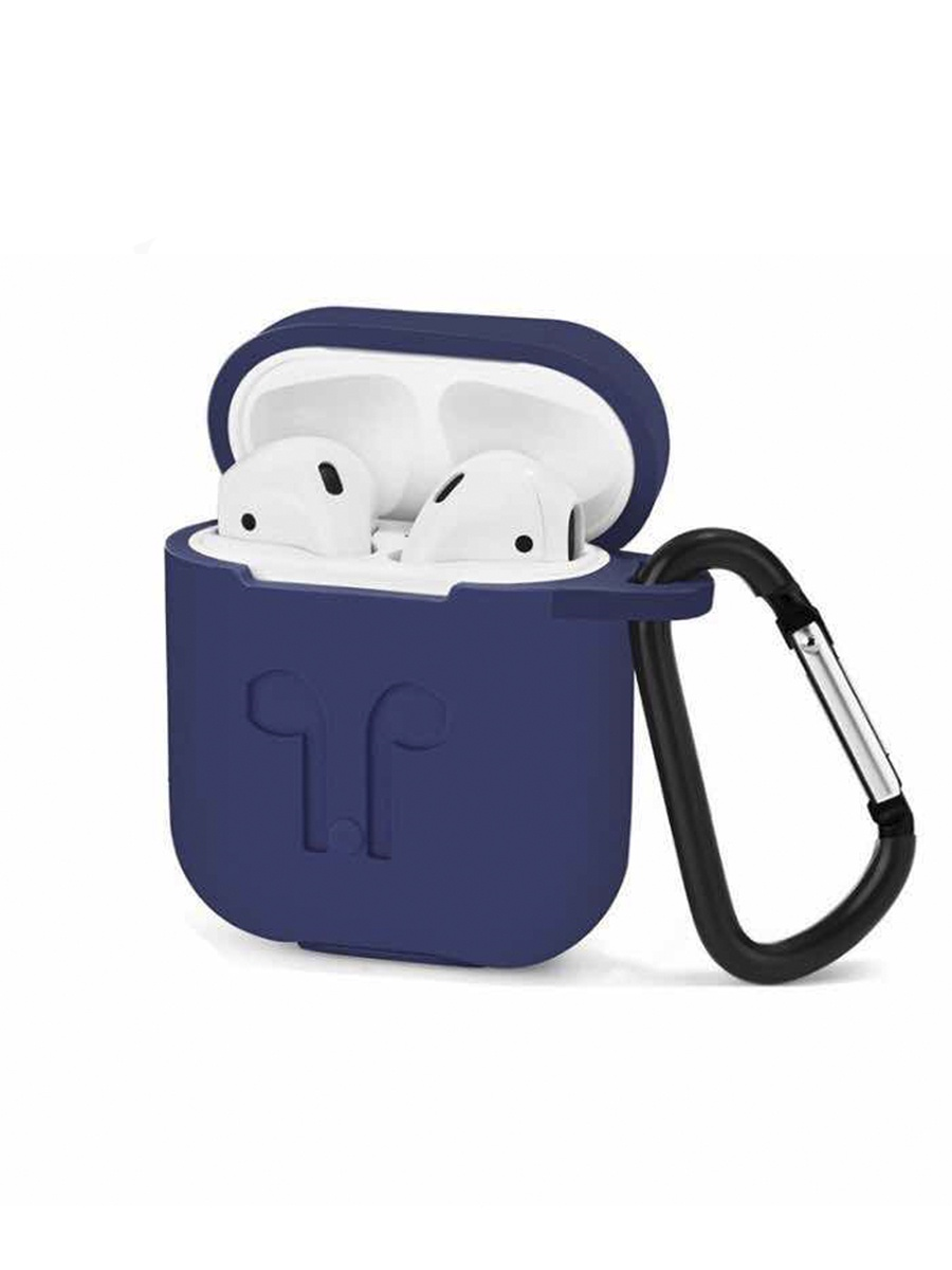 Чехол для наушников YOHO Airpods, фиолетовый
