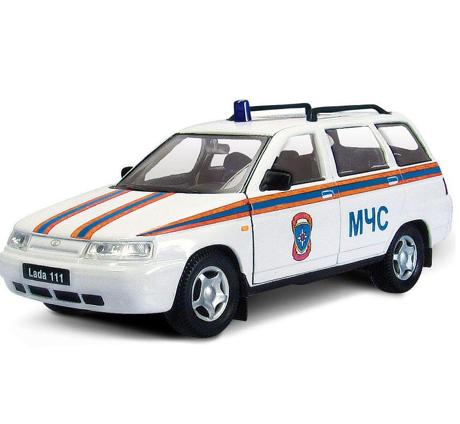 Машинка-игрушка Autogrand Лада 111 МЧС цена
