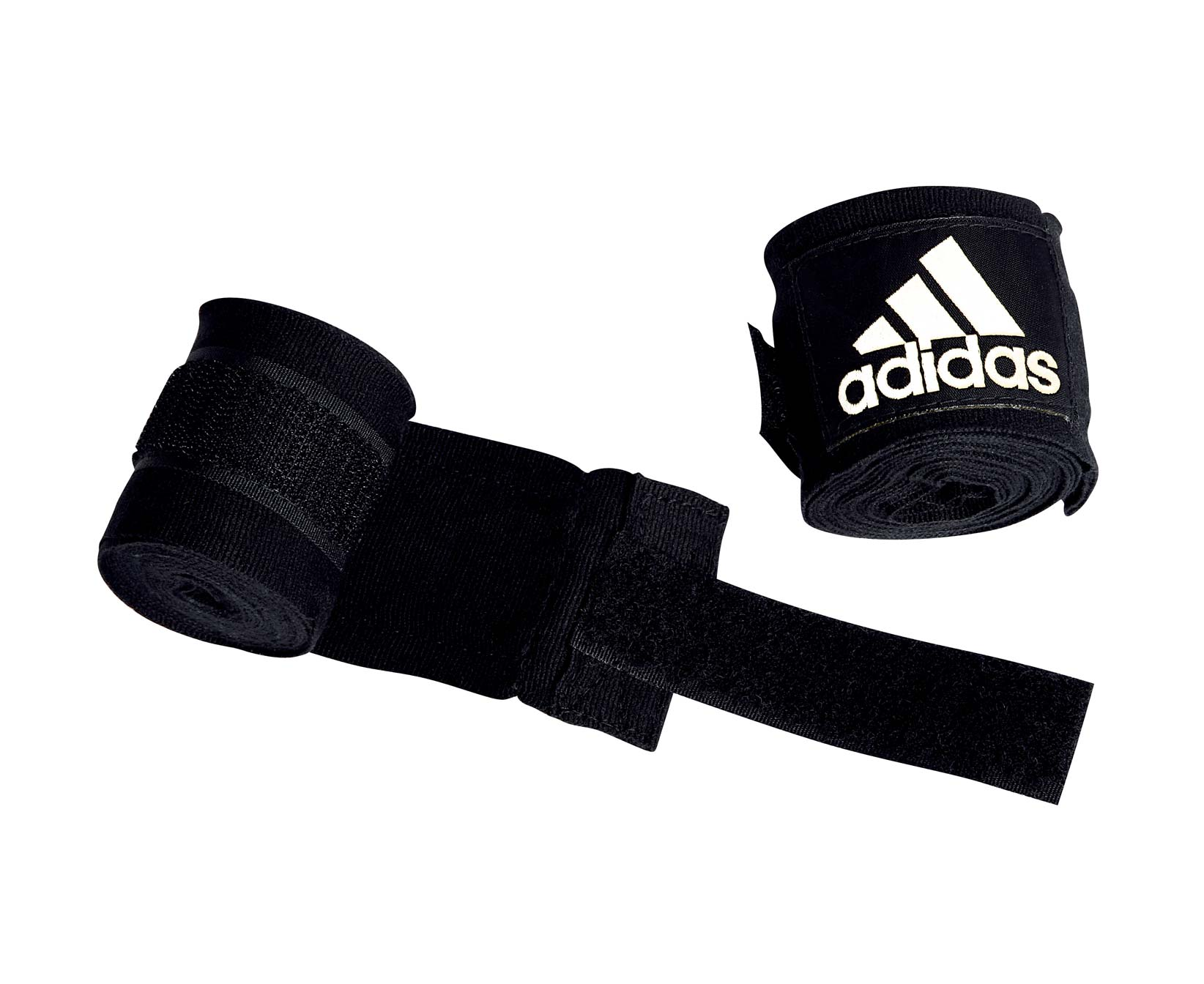 Бинт боксерский Adidas Boxing Crepe Bandage, черный