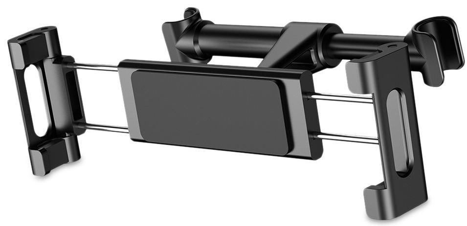 Держатель для телефона Baseus Back Seat Car Mount Holder, черный автомобильный держатель baseus back seat car mount holder black
