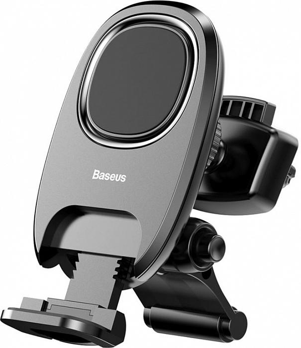 лучшая цена Держатель для телефона Baseus Xiaochun Magnetic (SUCH-01), черный