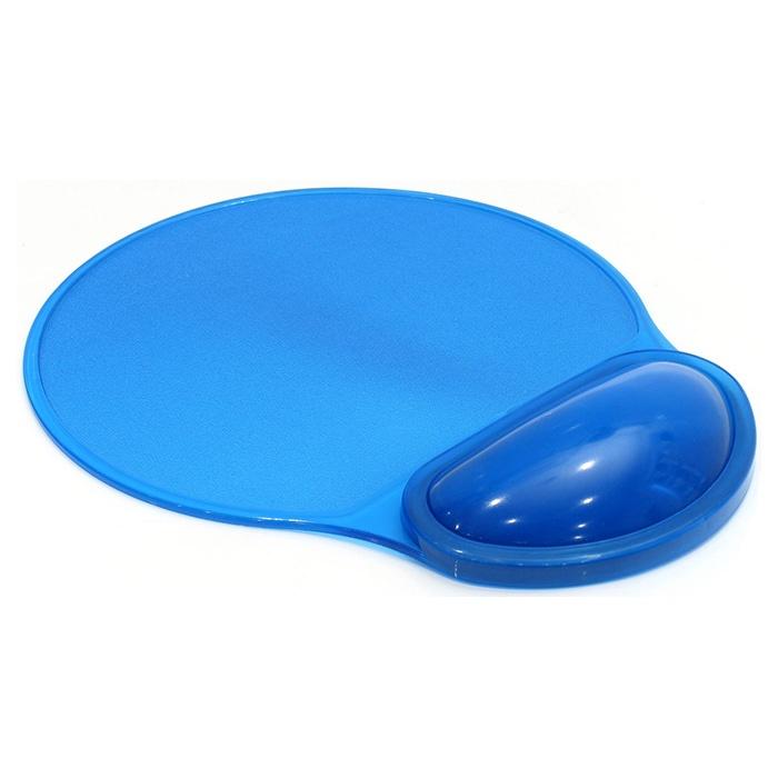 Фото - Коврик для мыши Dahan RD-GL007RTL, синий пассажиры левин ecola запястья коврика для мыши ультра удобной эргономичного запястье творческого офиса утолщения увеличения