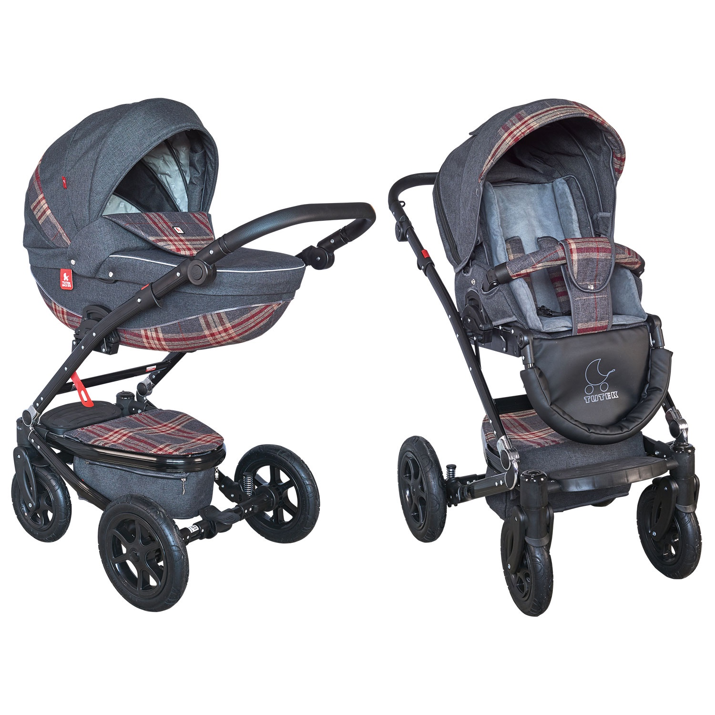 Коляска универсальная TUTEK Детская коляска TIMER 2 в 1 цены