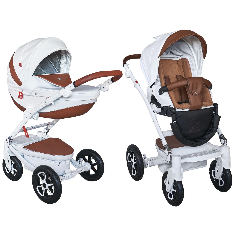 Коляска универсальная TUTEK Детская коляска TIMER 2 в 1