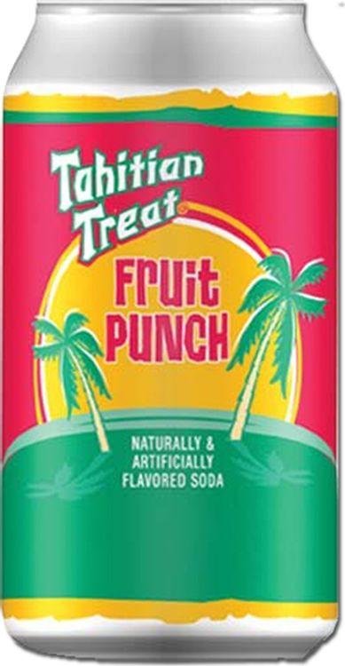 Напиток газированный Tahitian Treat Fruit Punch, 12 шт х 355 мл