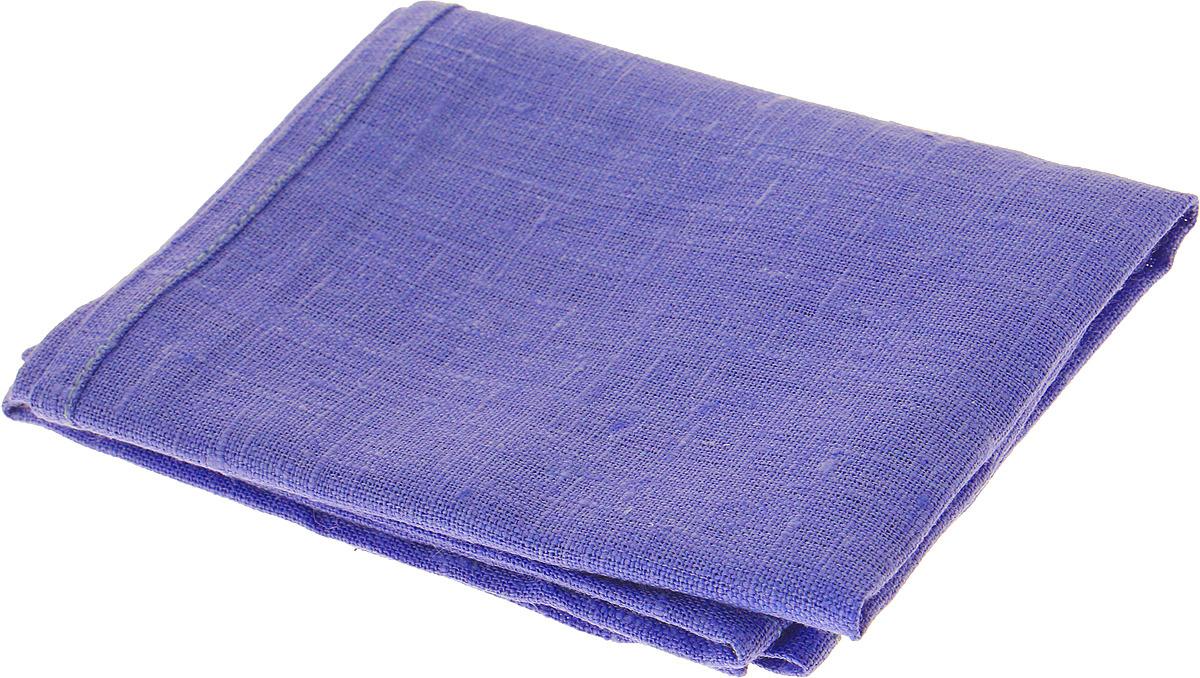 Салфетка сервировочная Гаврилов-Ямский Лен, 10со1956-3, фиолетовый, 45 x 45 см capri одежда из льна