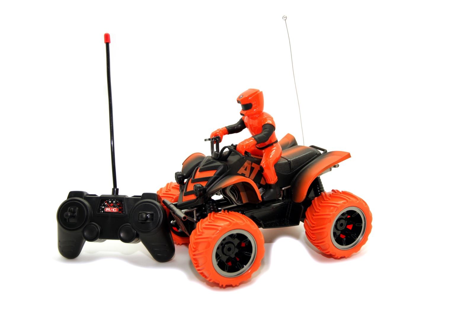 цена на Игрушка радиоуправляемая Balbi MTR-001-O оранжевый