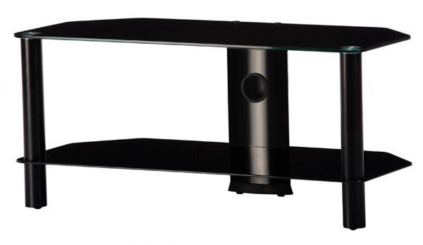 Стойка для ТВ Sonorous NEO 290 B-HBLKNEO 290 B-HBLKИзготовлена из закаленного стекла с полированной кромкой и высококачественного алюминия. Есть кабель-канал для скрытия проводов и скрытые колесики для перемещения ТВ тумбы. Подставка предназначена для телевизоров с диагональю 32-50 дюймов.