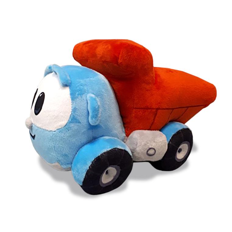 Мягкая игрушка Грузовичок Лёва маленький