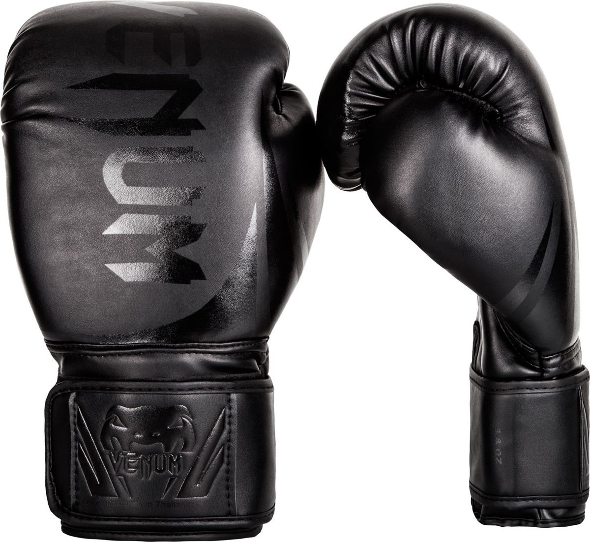 Боксерские перчатки Venum Challenger 2.0, черный, вес 14 унций перчатки боксерские venum venum mp002xu0dys2