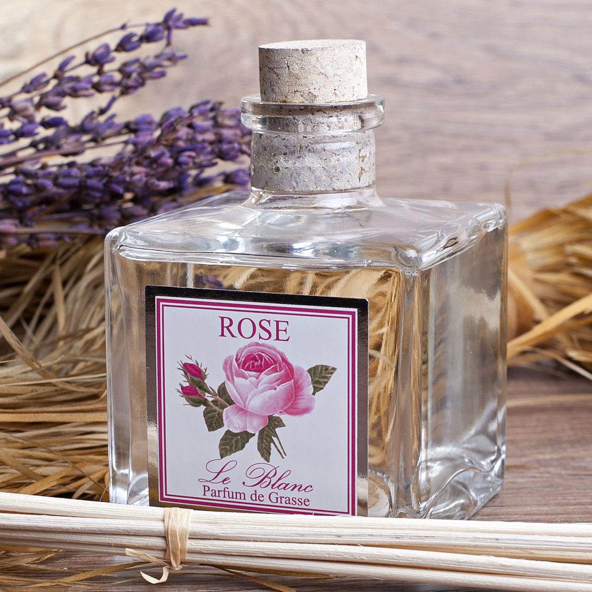 Ароматический диффузор Le Blanc Роза ароматерапия запах розы