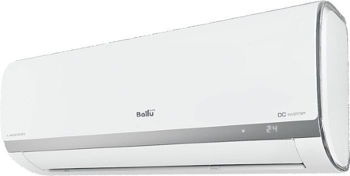 Сплит-системаинверторноготипаBallu Lagoon DC InverterBSDI-12HN1НС-1152159Новая инверторная сплит-система серии Lagoon DC Inverter Ballu BSDI/in-12HN1 мощностью 12к BTU подходит для помещений площадью до 32 м. Это надежный помощник в создании идеального климата дома. Обладая низким уровнем шума (24 dB(A) и оптимальной мощностью, кондиционер идеально подходит для жилых комнат или небольших квартир-студий. Прибор может работать и в теплое время года, и зимой, и в межсезонье, ведь он охлаждает воздух в температурном диапазоне от 0 до +50°С и нагревает его при температуре за окном от -15 до +30°С.