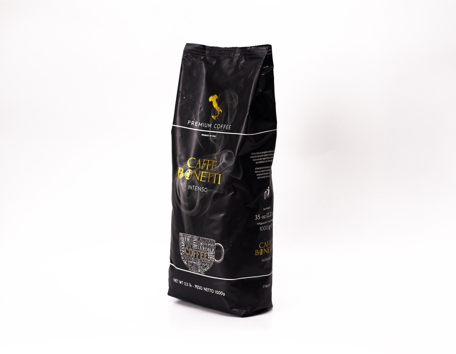 Кофе в зернах Caffe BONETTI кофе manuel кофе в зернах manuel caffe manuel degusto банка 2 кг