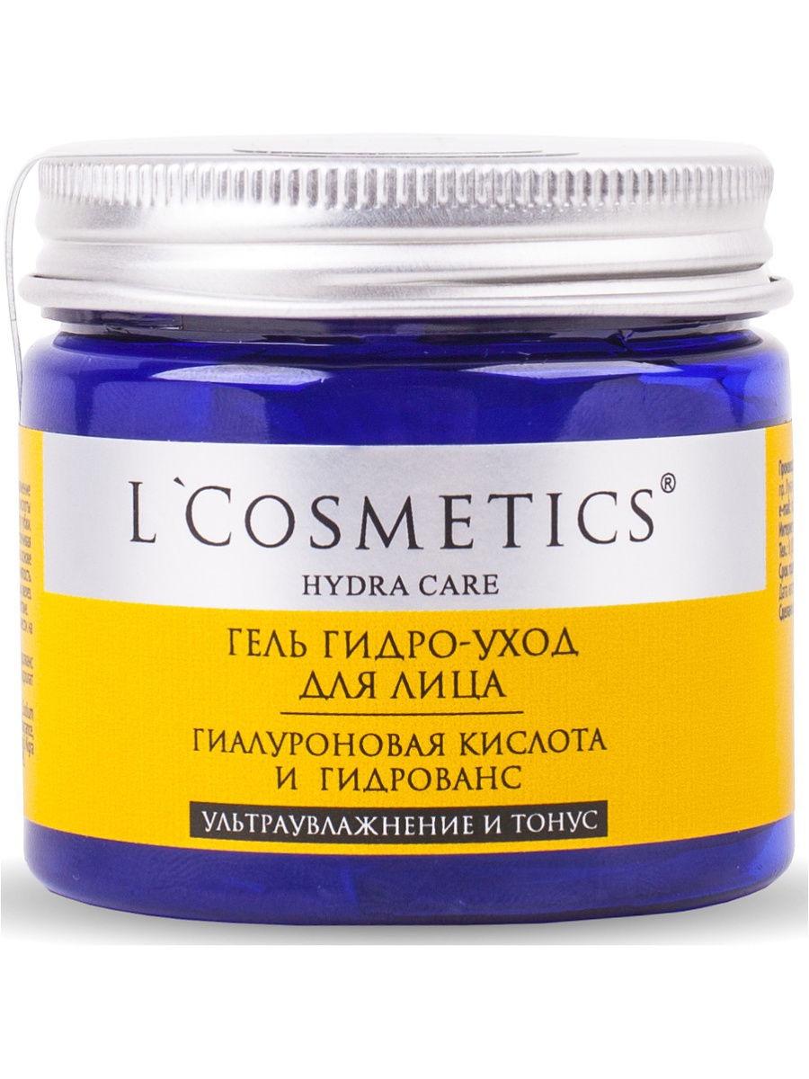 Гель для ухода за кожей L'Cosmetics Ультраувлажнение и тонус L'Cosmetics